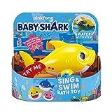 ROBO ALIVE BABY SHARK (Amarelo)