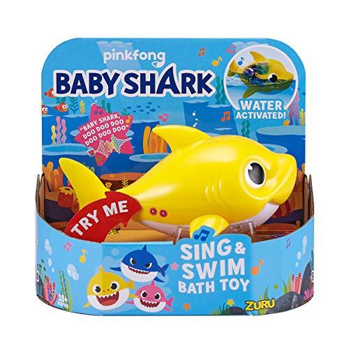 BABY SHARK 1118, Candide