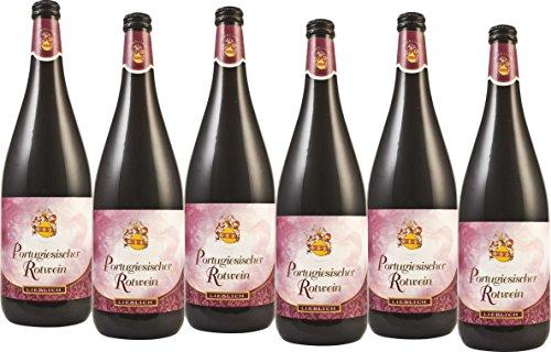 Peter Mertes Portugal clásico rojo vino (6x 1l)