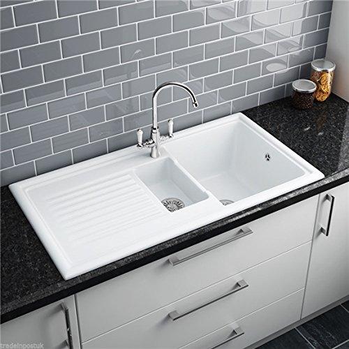 Ceramic Kitchen Sinks: Amazon.co.uk