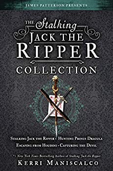 The Stalking Jack the Ripper Collection: Books 1-4 (English Edition) par [Kerri Maniscalco]