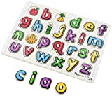 Melissa & Doug 13272 (Wooden) -Peg Puzzles, Multicolor