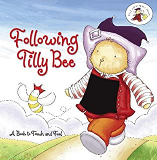Following Tilly Bee: A Book to Touch and Feel (The Land of Milk & Honey)