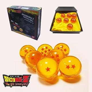 Super9 DragonBall Z Stars Crystal Ball Set DBZ 7pcs in one