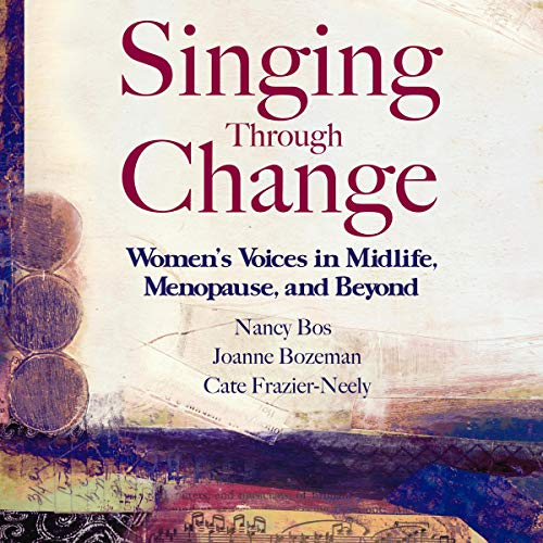 Couverture de Singing Through Change