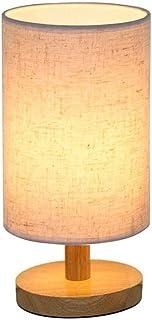 no-logo WAJklj Tischleuchten Wohnzimmer Nachttischlampen Vintage-Schlafzimmer-Lampen for die Studie Kinderzimmer Büro