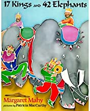 Mahy & Mccarthy : 17 Kings and 42 Elephants (Hbk) (Dial Books for Young Readers) (Hardback) - Common