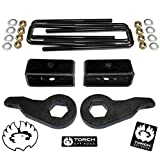 TORCH 3' Front 2' Rear Leveling Lift Kit For 1988-1998 Chevy GMC K1500 4X4 4WD Z71