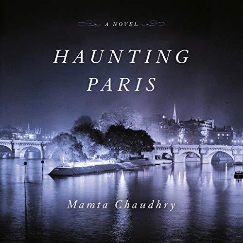 Haunting Paris audiobook cover art