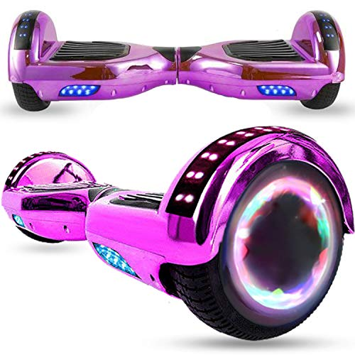 Magic Vida Hoverboard - 6.5'- Bluetooth - Motore 700 W - velocità 15 KM/H - LED - Monopattini...