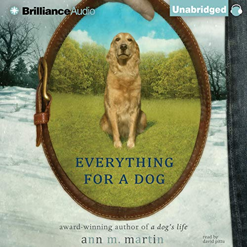 Page de couverture de Everything for a Dog