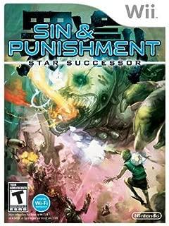 New Nintendo Sin & Punishment: Star Successor Action/Adventure Game Standard 1 User Retail Wii