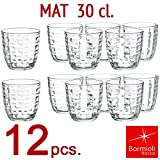 Zoom IMG-2 bormioli rocco set 12 bicchieri