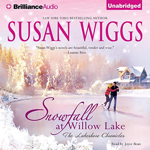Snowfall at Willow Lake Audiobook By Susan Wiggs cover art