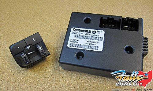 Mopar Dodge Ram Electronic Integrated Trailer Brake Controller OEM