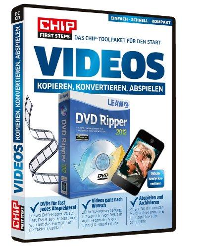 CHIP VIDEOS - kopieren, konvertieren, abspielen
