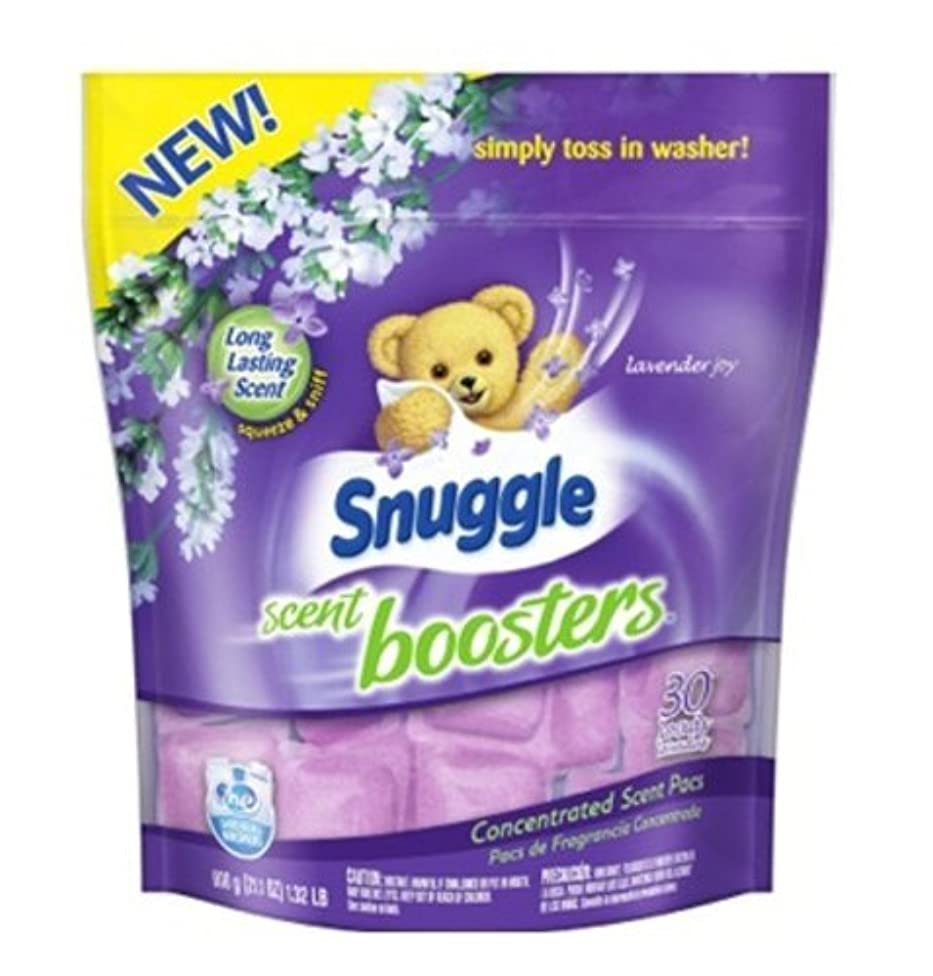 Snuggle Scent Boosters Lavender Joy 21.1 Oz. - 30 Loads (Pack of 2)
