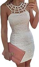 Ovender® Vestido Ropa Elegante Baile Dama Cerimonia Vestidos Corto para Mujer Niñas Party Casual, Formal, Elegante, para Todo Tipo de Fiestas