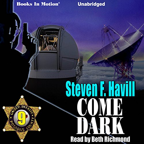 Come Dark Audiobook By Steven F. Havill cover art