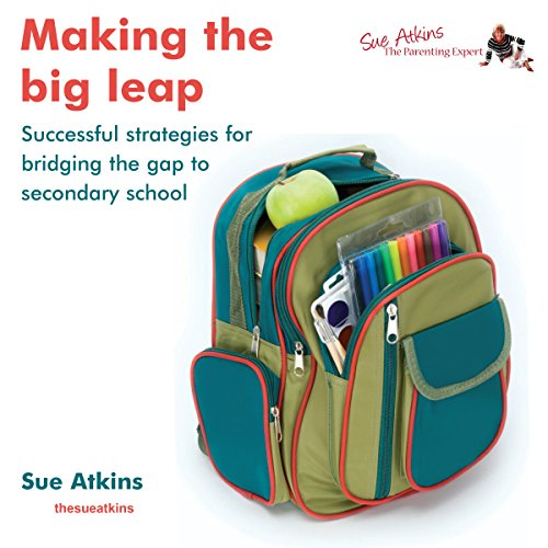 Making the Big Leap audiobook cover art