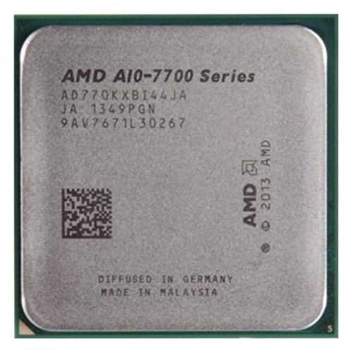 AMD A Series A10-7700K 3.4GHz 4MB L2 Prozessor - Prozessoren (AMD A10, 3,4 GHz, Socket FM2+, PC, A10-7700K, 32-bit, 64-Bit)