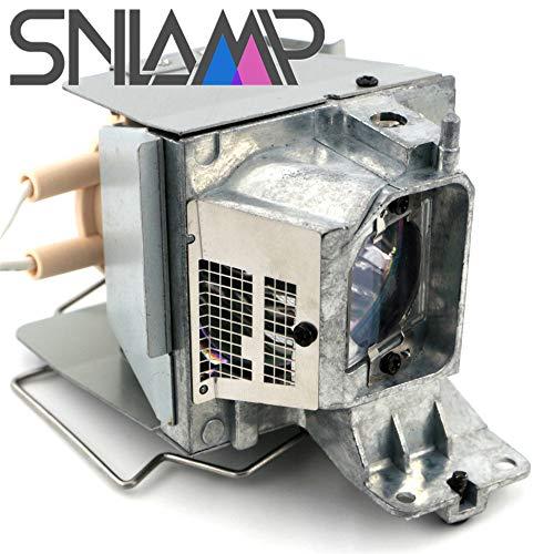 SNLAMP Original BL-FU260C / SP.72Y01GC01 Lámpara de proyector Repuesto UHP 260W Bombilla con Carcasa para OPTOMA W402 X402 EH416 WU416 X416 DH400 DH401 W416 DU380 proyectores