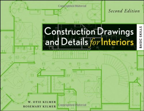 Construction Drawings and Details for Interiors: Basic...