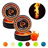 Phone Skope PYRO Putty Winter, Summer, Eco Blend, Emergency Survival Fire Starter (2 oz Summer 30°F - 110°F)