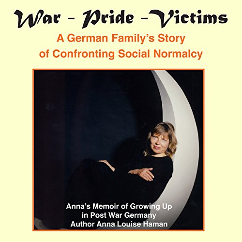 War - Pride - Victims audiobook cover art