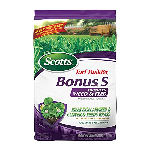 Scotts Turf Builder Bonus S Southern Weed and Feed