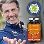 Curcuma 100% Naturel   Association Curcumine & Poivre Noir pour une Haute Absorption   Nutrimea   Anti-inflammatoire & Antioxydant   Douleurs Articulaires   90 Gélules Vegan   Fabriqué en France #3