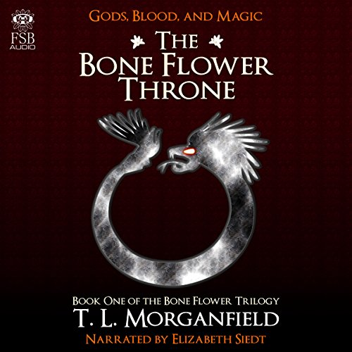 The Bone Flower Throne cover art
