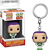 Funko 37019 POP llavero: Toy Story-Buzz figura coleccionable, multicolor
