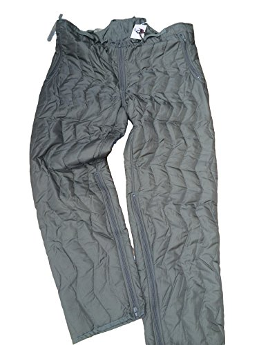 Bundeswehrshirt Thermo Hosen-rutschsicher, passend für jedes Überhose, Herren Damen