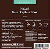 BKR | Kaffee | Hawaii | Kona Extra Fancy | Arabica | Single Origin 500g Bohne
