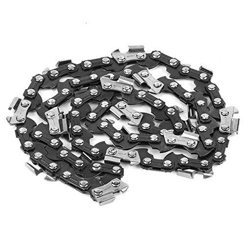 3/8 050 40DL Reemplazo de hoja de cadena de sierra de aleación de zinc resistente al desgaste, para producción de madera, para bosques forestales, para piezas de motosierra, para reemplazo