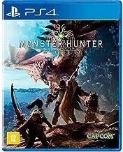 Monster Hunter Word - Ps4 Midia Fisica Usado