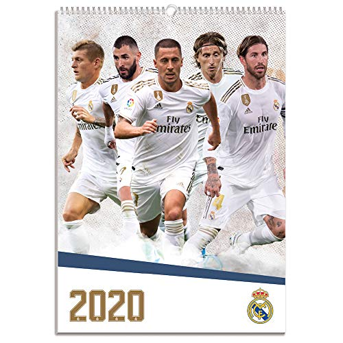 Grupo Erik - Calendario A3 2020 Real Madrid Grupo