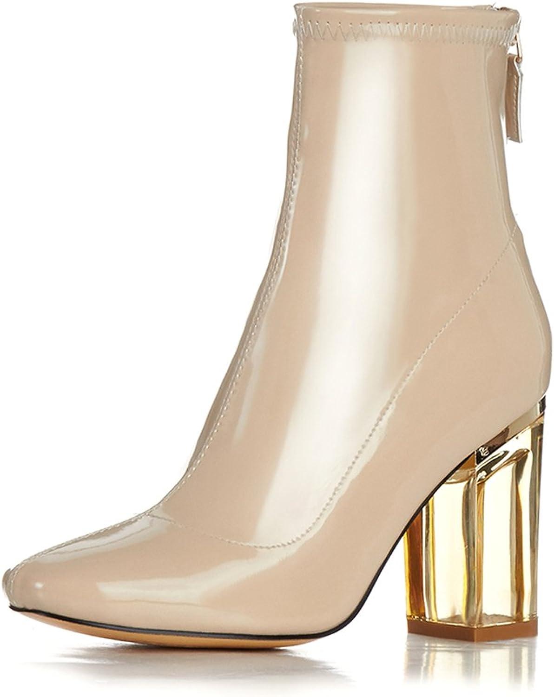 ANNIEschuhe Stiefeletten Damen Ankle Ankle Stiefel Kurzschaft  neuer Stil