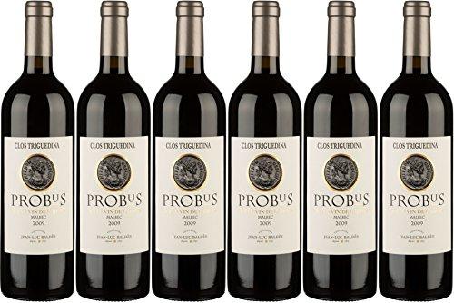 Clos Triguedina Cahors Prince Probus 2008 (6 x 0.75 l)