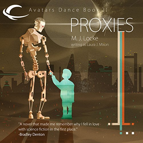 Proxies audiobook cover art