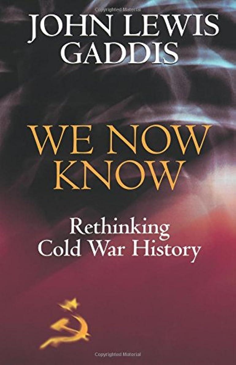 蜂ラブチップWe Now Know: Rethinking Cold War History (Council on Foreign Relations Book)
