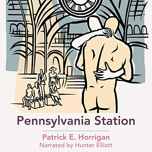 Pennsylvania Station audiobook cover art