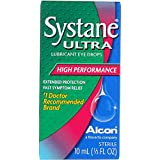 Best Eye Lubricants - Systane Ultra Eye Drops Lubricant High Performance, 0.33 Review