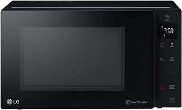 LG MS 2336 GIB Mikrowelle / 47,6 cm / Schwarz / Easy Clean Beschichtung / I-Wave Technologie