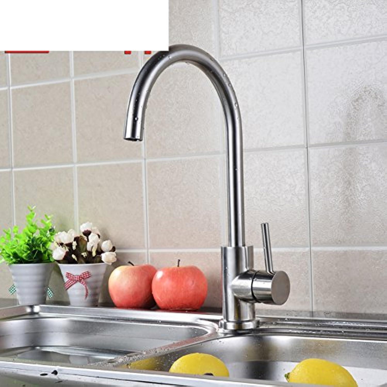 HCP Wannenhahn Gemüse Becken Küchenarmatur Tippen Sie warm und kalt Küchenarmatur-A