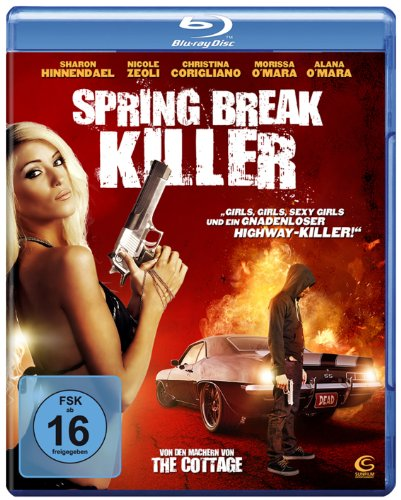 Photo of Machine Head (Spring Break Killer) [Blu-ray] [UK Region German Import]