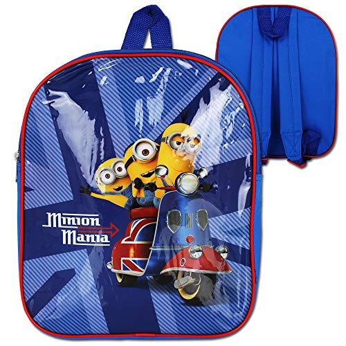 Rucksack - Kindertasche - Kinderrucksack mit Motivauswahl (Minion Mania)