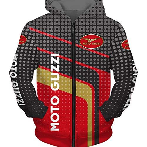 NISHUSHANW 3D Impresión Hoodies,Chaqueta Ligero Camisa de Entrenamiento por...