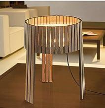 GOWE Shio Table Lamp By Arturo Alvarez wood desk light bedside wooden lighting bedroom E27